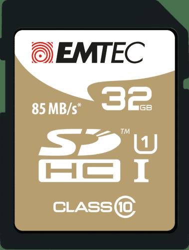 EMTEC 32GB SDHC Class10
