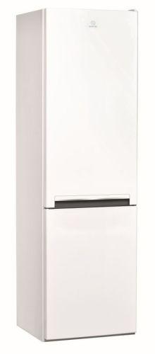 INDESIT LI8 S1 W, biela kombinovaná chladnička