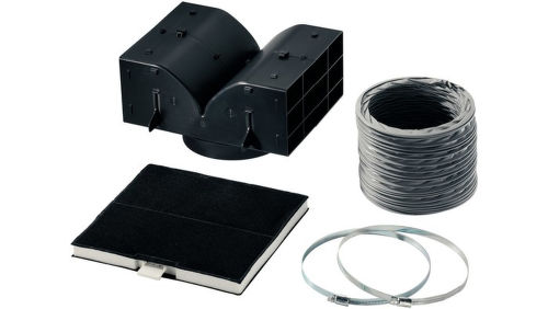SIEMENS LZ53250, montazna sada s uhlikovym filtrom