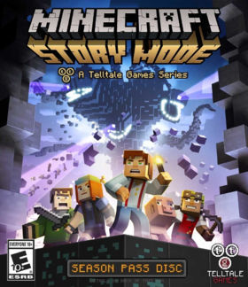 PS3 - Minecraft Story Mode