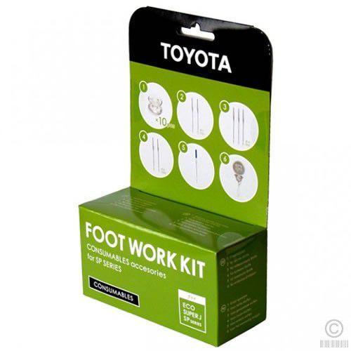 TOYOTA FWK-CNS-SP, Servisný balíček