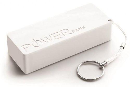 Extreme Quark powerbanka 5000 mAh, biela