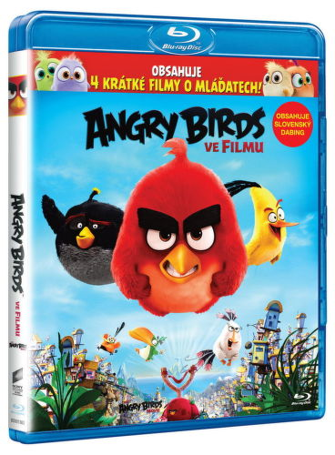 BONTON BD3D Angry Birds, Film