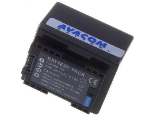 AVACOM VICA-727L-823, Batéria pre kamery