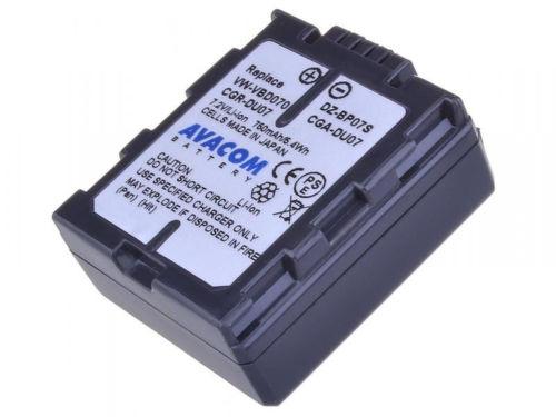 AVACOM VIPA-DU07-532, Batéria pre kamery