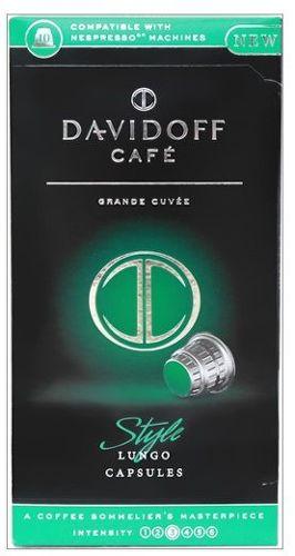 DAVIDOFF Café Style 5,5g, Kapsulová káva
