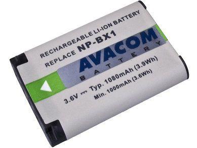 AVACOM DISO-BX1-483, Batéria pre foto