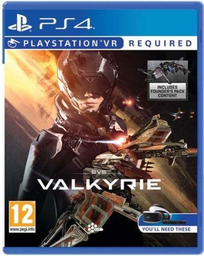 SONY VR Eve Valkyrie, PS4 hra