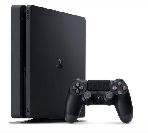 Sony PlayStation 4 Slim 500GB (čierny) - herná konzola