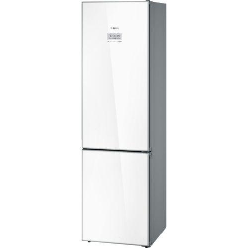Bosch KGF39SW45, kombinovaná smart chladnička