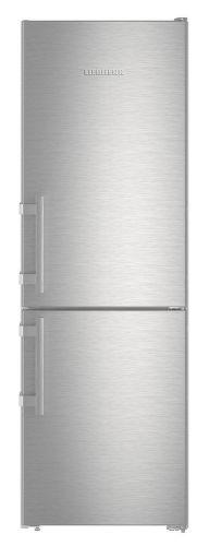 LIEBHERR CNef 3515, strieborná kombinovaná chladnička