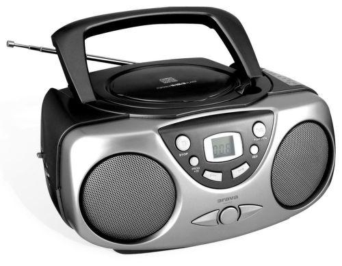 ORAVA RCD-812, Rádioprehrávač s CD