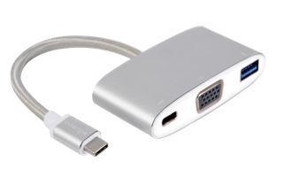 INNERGIE USB-C / VGA Multi, Multiport ad