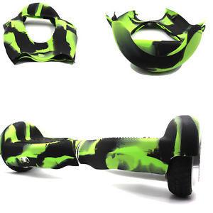 BSMART návlek na hoverboard (zeleno-čierny)