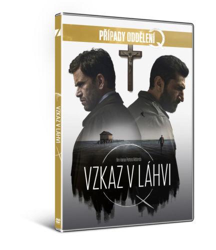 DVD Vzkaz v lahvi_1