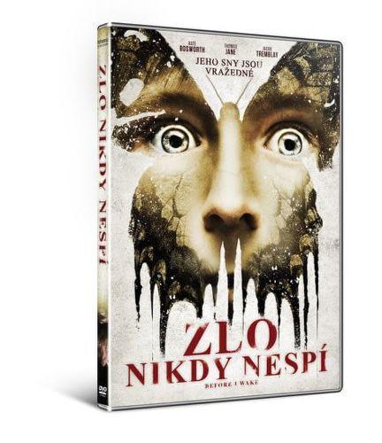 DVD Zlo nikdy nespi_1