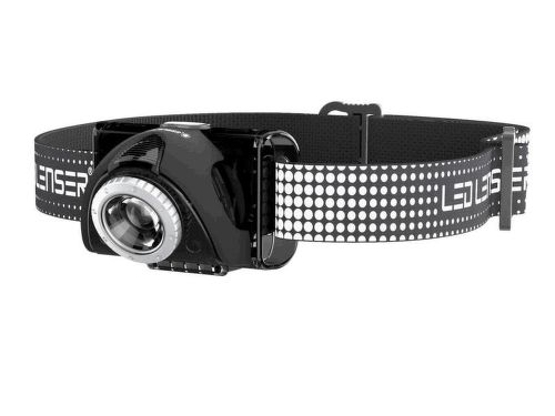 LED LENSER SEO 7R BLK, LED čelovka_1