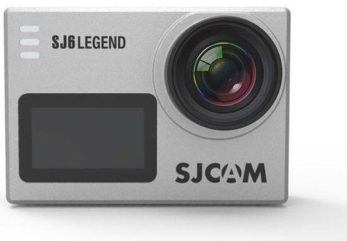 SJCAM SJ6 Legend Akčná kamera (strieborná)