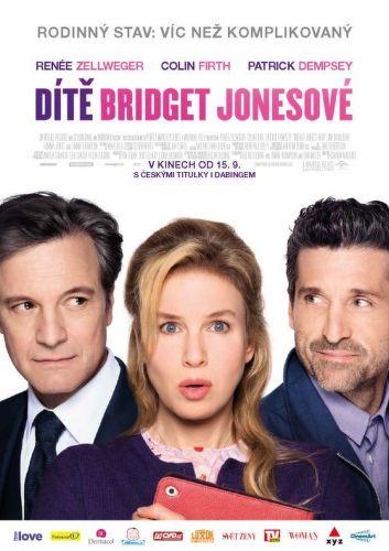 BONTON Dítě Bridget Jones, BD film