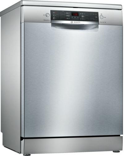 BOSCH SMS46KI00E (nerez) - nerezová umývačka riadu