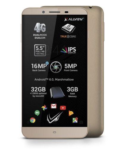 ALLVIEW V2 Viper S GLD, Smartfón