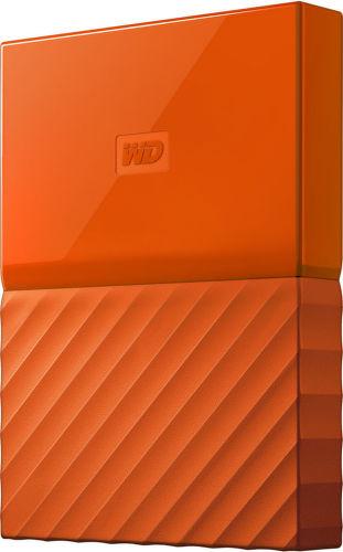 "WD My Passport 2,5"" 4TB USB 3.0"