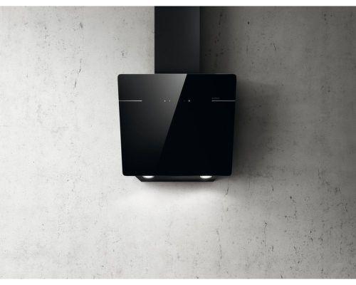 ELICA L´ESSENZA BL 60  čierny nástenný digestor