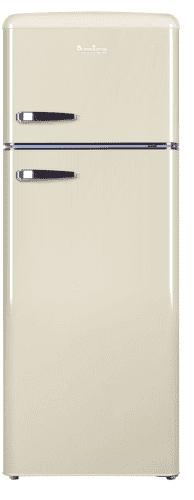 Amica VD 1442 AM  béžová kombinovaná chladnička