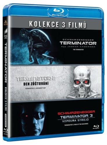BONTON Terminator 1 - 3, BD film