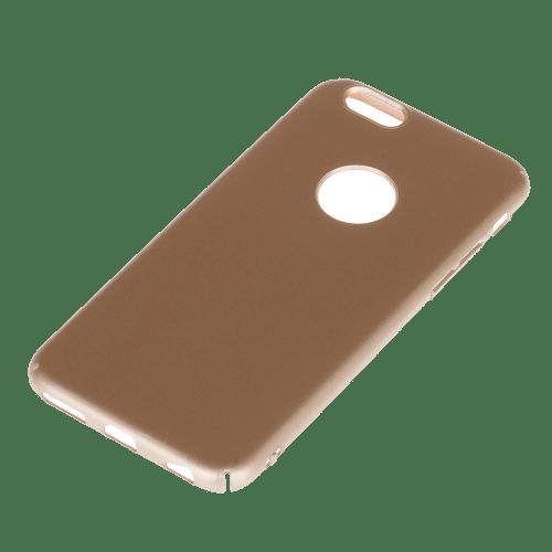 Winner iPh 6/6S Velvet hnedé puzdro na mobil