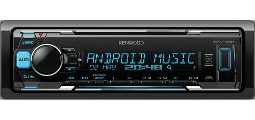 KENWOOD KMM-123Y, Autorádio 1