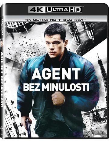 BONTON Agent bez minul., UHD + BD film