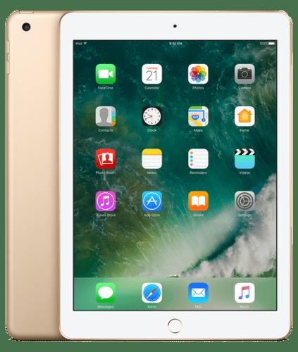 Apple iPad Wi-fi 32GB (zlatý), MPGT2FD/A