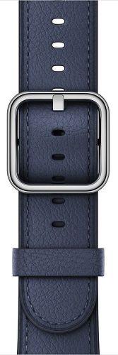Apple 42mm Midnight Blue Classic