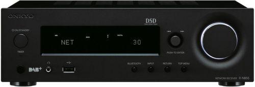 ONKYO R-N855-B, Stereo Receiver