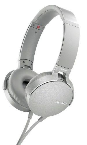 Sony MDR-XB550AP biela
