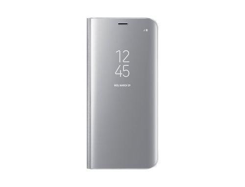 Samsung Clear View pre Galaxy S8 strieborné