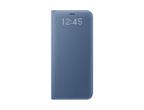 Samsung LED View Cover EF-NG950PL Galaxy S8 modré