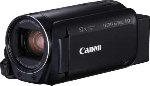 CANON LEGRIA HF R806 BK_01