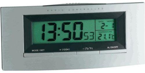 TFA 98.103, Bezdrôtový budík s teplomero