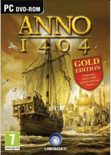 UBISOFT PC ANNO 1404 GLD, PC hra