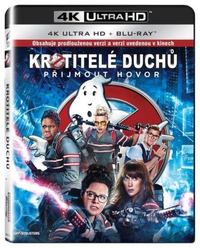 BONTON Krotitelé d UHD+BD, Film