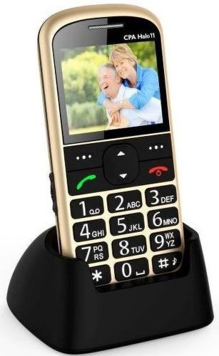 CPA Halo 11 GLD, Klasický mobil_01