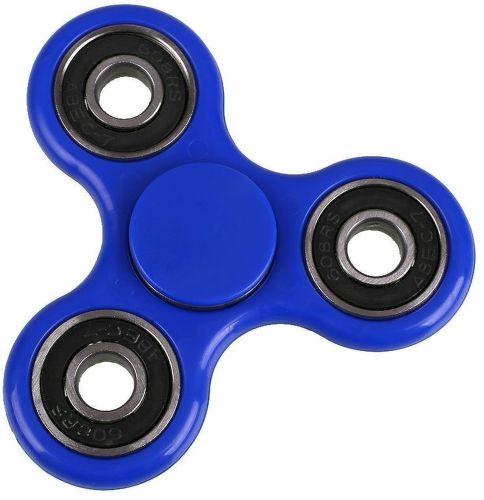 Fidget Spinner_blue