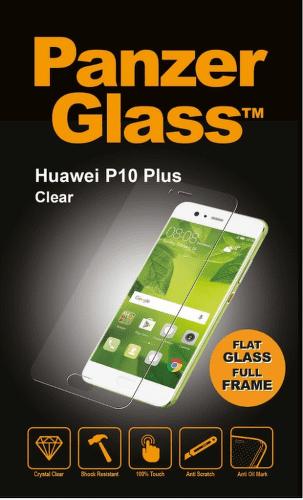 PANZERGLASS Huawei P10+ TRA, Sklo na mob