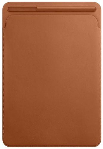 """Apple Leather Sleeve pre Apple iPad Pro 10.5"""" Saddle Brown"""