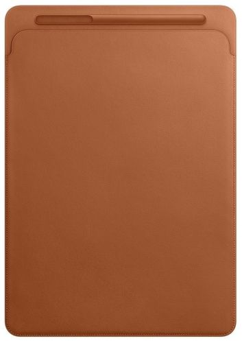 "Apple Leather Sleeve pre Apple iPad Pro 12,9"" Saddle Brown"
