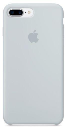 Apple Silicone Case pre Apple iPhone 7 Plus Mist Blue