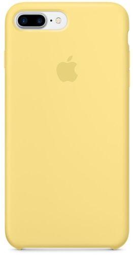 Apple Silicone Case pre Apple iPhone 7 Plus Pollen