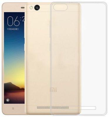 Xiaomi Ochranné puzdro pre Redmi 4A (transparentné)